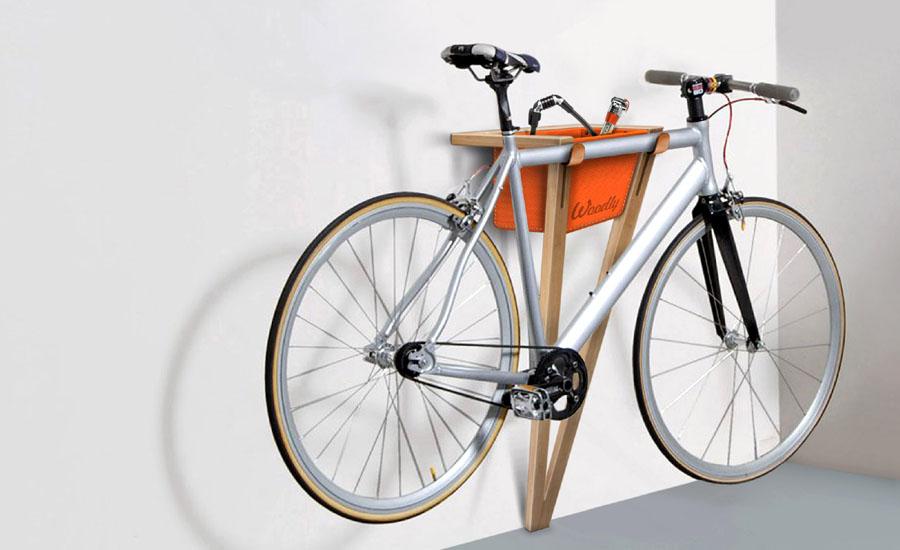 Supporto bici per interni design per la bicicletta - Portabici da muro ikea ...